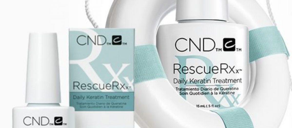 Uñas Rescue RXx 5